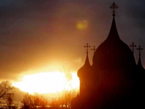 "RUSSIAN ORTHODOX CHURCH MUSIC ""Hallelujah"" - JUST LISTEN"
