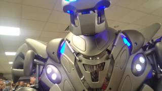 2016 Titan the Robot Model world 2016