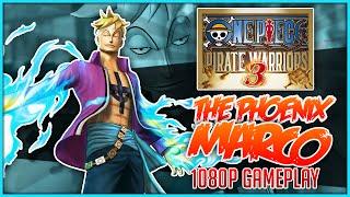 getlinkyoutube.com-ONE PIECE: Pirate Warriors 3 |  Marco The Phoenix Gameplay「ワンピース 海賊無双3」