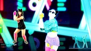 getlinkyoutube.com-JUST DANCE 2015-I love it Full Gameplay