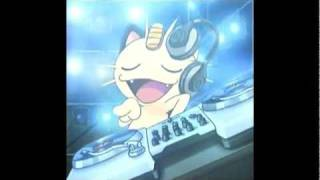 getlinkyoutube.com-Nyan Cat song:Pokemon edition