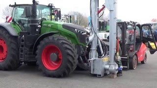 getlinkyoutube.com-FENDT 1050 VARIO AGRAVIS IN MEPPEN DUITSLAND