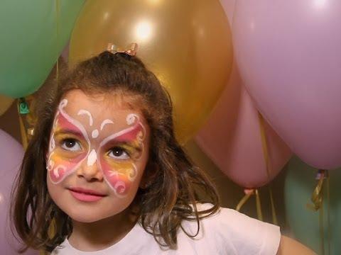 Cómo hacer un maquillaje de mariposa para Carnaval