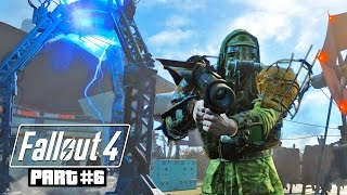 getlinkyoutube.com-Fallout 4 Gameplay Walkthrough, Part 6 - THE INSTITUTE!!! (Fallout 4 PC Ultra Gameplay)