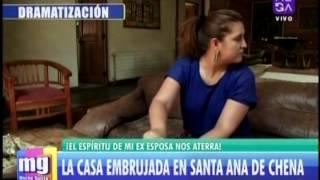 getlinkyoutube.com-La casa embrujada de Santa Ana de Chena