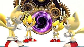 getlinkyoutube.com-Super Sonic Generations (2016 Edition) - Progress Video 2