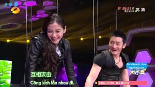 getlinkyoutube.com-[Vietsub] [Happy Camp 02.05.2015] Dương Mịch, Huỳnh Hiểu Minh, Angela Baby, Mã Tô