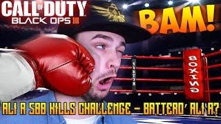 getlinkyoutube.com-Call Of Duty Black Ops 3 - Ali-A 500 Kills Challenge - Riuscirò a battere Ali-A? CHALLENGE EPICA