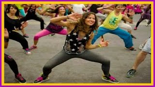 getlinkyoutube.com-Tae Bo Workout to Lose Weight - 60 Minute HIIT Cardio and Abs Workout