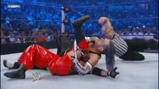 getlinkyoutube.com-Jeff Hardy vs Rey Mysterio vs Chris Jericho vs Kane