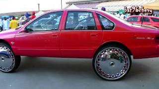 """getlinkyoutube.com-Outrageous 95 Impala SS on 30"""" DUB Opera Floaters - 1080p HD"""