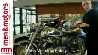 getlinkyoutube.com-British Motorbike History - Norton, Triumph and BSA