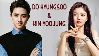 getlinkyoutube.com-D.O Kyungsoo 도경수 디오 & Kim Yoo Jung  김유정  || I wanna give you tender love (crossover)