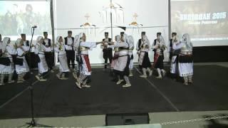 getlinkyoutube.com-Nastup Vidovdan,Ropotovo,Kud.Simonida 2015 god.