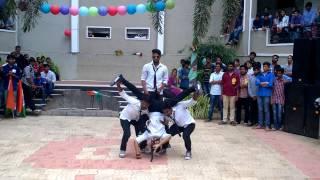 getlinkyoutube.com-MJ5 at || TKR COLLEGE FEST || Best Dance Performance || AAVISHKAR 2K16 ||