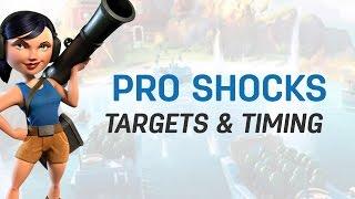 getlinkyoutube.com-Pro Shocks: Targets & Timing | Boom Beach | Zooka Training School