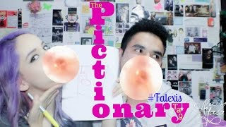 getlinkyoutube.com-BOOK PICTIONARY TAG || Ft. Fa Orozco #Falexis