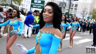 getlinkyoutube.com-Southern University Dancing Doll Highlights @ Bayou Classic Parade (2015)