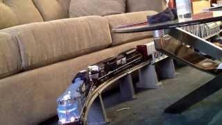 getlinkyoutube.com-MTH, Lionel and K-Line O scale Train Action: 02/11/14