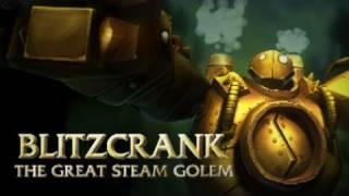 Blitzcrank: Champion Spotlight | Gameplay - League of Legends