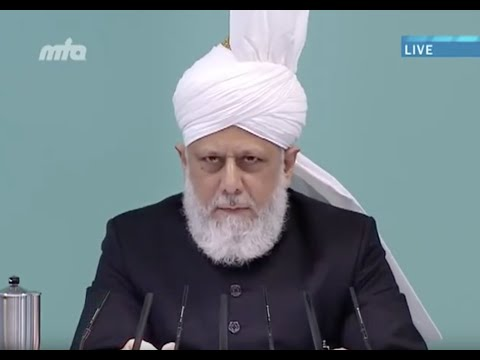 Sindhi Translation: Friday Sermon 29th November 2013 - Islam Ahmadiyya