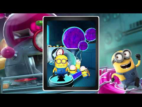 Despicable Me: Minion Rush Developer's Diary!