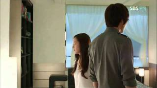 Yoonsung Asks Nana Not to Leave+BackHug- CITY HUNTER EP. 12