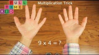 getlinkyoutube.com-Multiplication Trick | Full-Time Kid | PBS Parents