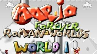 getlinkyoutube.com-Mario Forever Roman Worlds - World I