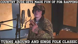 "Me singing ""Country Roads"" by John Denver"