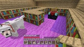 getlinkyoutube.com-Minecraft Xbox - Enchanting Room [48]