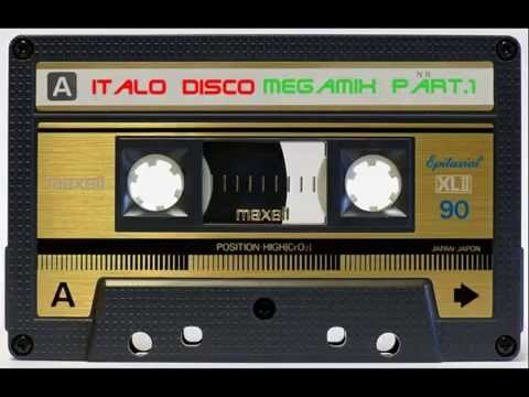 Italo Disco Megamix Part.1