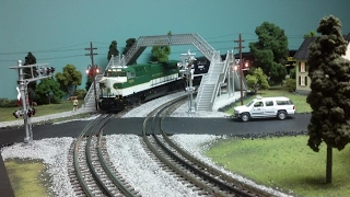 getlinkyoutube.com-O Scale Train Layout Update (Items For Sale, Lionel Catalog, New Items)