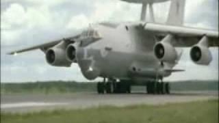 getlinkyoutube.com-Russia long-range patrols strategic nuclear bomber takeoff & support