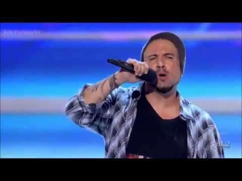 The X Factor USA 2012 - Vino Alan's Audition