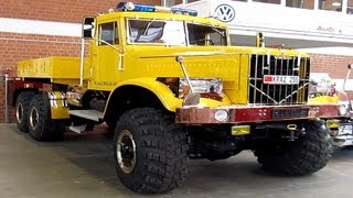 getlinkyoutube.com-Kraz 255B V8 - awesome Tuning Truck