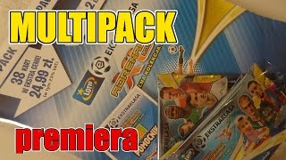 getlinkyoutube.com-█▬█ █ ▀█▀ - MULTIPACK EKSTRAKLASA 2017 PANINI ADRENALYN XL