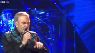 getlinkyoutube.com-Neil Diamond Concert Excerpts April 2015 Air Canada Centre