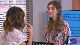 getlinkyoutube.com-Violetta 2 | Violetta in de war bij 'podemos' met Angie (aflevering 132)