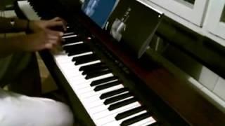 getlinkyoutube.com-Boyz 2 Men - End Of the road (Piano Cover)