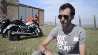 getlinkyoutube.com-Comparativa Custom Cruiser 2014 in Puglia: Moto Guzzi California 1400 Custom