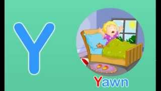 getlinkyoutube.com-Toddler Words | Words Starting With Y
