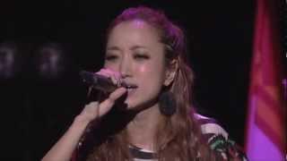 getlinkyoutube.com-lecca / TSUBOMI feat. 九州男(Live 2012@日本武道館)