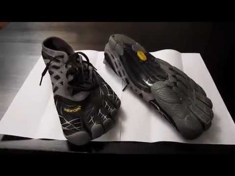 2103 IMPACT Magazine Shoe Reviews: Vibram 5-Fingers SeeYa LS