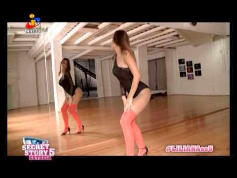 Vídeos Secret Story 5 Vídeo de apresentação da Liliana  Secret Story 5  TVI  Site Secret Story 5
