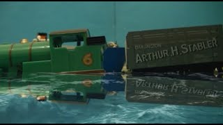 getlinkyoutube.com-(Hornby): Percy Takes the Plunge: Remake