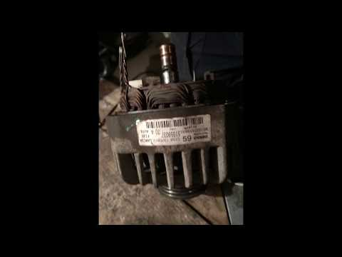 Ремонт генератора Фиат (FIAT) Гранд Пунто