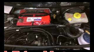 getlinkyoutube.com-VW AUDI HEATER CORE FLUSH DIY BY Edge Motors