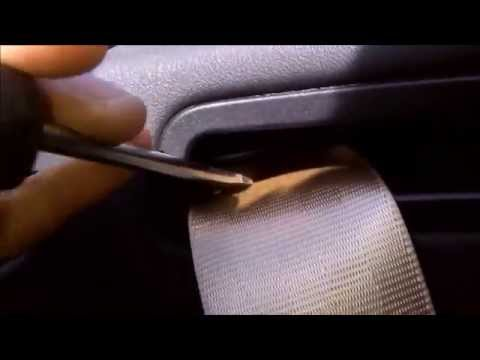 Audi TT Mk2 07- Seat belt Issue