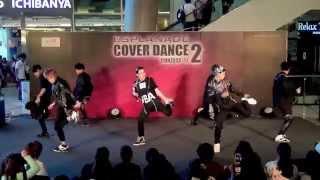 getlinkyoutube.com-150405 SHOWTIMEz cover iKON - Just Another Boy + SINOSIJAK @Esplanade Cover Dance #2 (Audition)